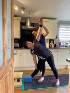 1-2-1 Yoga - alignment correction